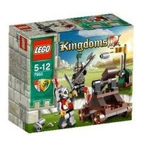 Enfrentamiento Lego Reinos De Knight 7950
