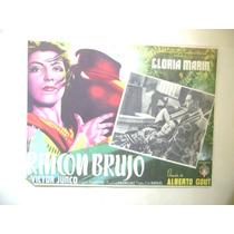 Rincon Brujo Gloria Marin Lobby Card Cartel Poster