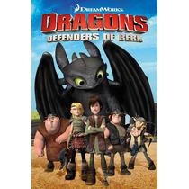 Dragones Cartel - Dragón Defensores De Berk Maxi 61x91.5cm