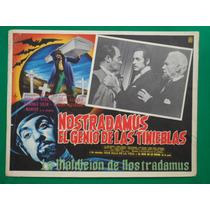 Nostradamus El Genio De Las Tinieblas German Robles Original