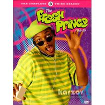El Principe Del Rap En Bel-air Temporada 3 Importacion Dvd
