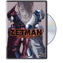 Zetman Serie Completa Anime Tv Importada En Dvd
