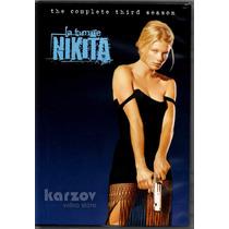 La Femme Nikita Temporada 3 Serie Tv Accion Importacion Dvd