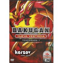 Dakugan Battle Brawlers, Temporada 1, Uno. Serie De Tv Dvd