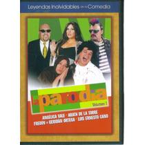 La Parodia. Serie De T.v. Formato Dvd