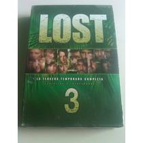 Lost 3 Temporada Completa 7 Dvds Nuevo Cerrado Nacional