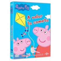 Peppa Pig A Volar La Cometa Temporada 3 Volumen 1 Serie Dvd