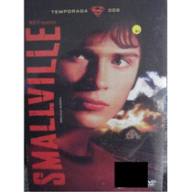 Dvd´s Serie Tv : Smallville Temporadas 2 A 5 / Tom Welling