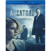 Alcatraz, La Serie Completa. Serie De Tv En Blu-ray