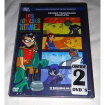 Los Jovenes Titanes, Temporada 2, Dos. Serie De Tv En Dvd