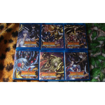 Saint Seiya Blu Ray Lost Canvas Vol 2 Al 6 Japon Originales