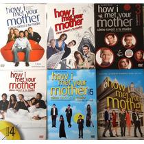How I Met Your Mother, Paquete Con Las 6 Temporadas En Dvd