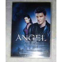 Angel, Temporada 2. Dos Importada. Serie Tv En Dvd