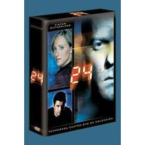 24 Temporada Cuatro (7 Dvds) Original Fn4