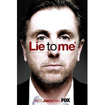 Primera Temporada Lie To Me Mienteme Series Dvd