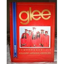 Box Set Glee Temporadas 1 A 3 Edicion Anuario De Coleccion