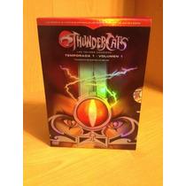 Thundercats Temporada 1 Volumen 1 Set Con 6 Discos Nuevo