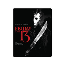 Viernes 13 The Complete Collection Peliculas En Blu-ray