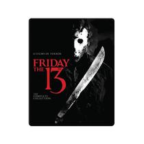 Viernes 13 The Complete Collection Peliculas En Blu-ray