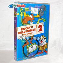 Rocky & Bullwinkle Y Sus Amigos - Segunda Temporada Dvd