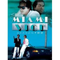 Miami Vice Temporada 2 Dos , Importada Serie De Tv En Dvd