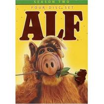 Alf Temporada 2 Dos , Serie De Tv Importada Dvd
