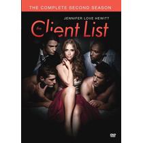 Client List Temporada 2 Dos , Serie De Tv Importada En Dvd