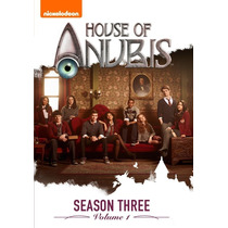 House Of Anubis Temporada 3 Volumen 1 Serie De Tv En Dvd