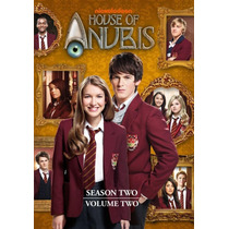 House Of Anubis Temporada 2 Volumen 2 Serie De Tv En Dvd