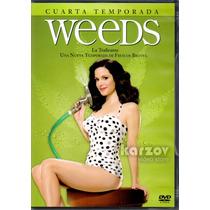 Weeds La Traficante Cuarta Temporada 4 Cuatro Comedia Dvd