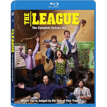 The League , La Liga Temporada 1 Uno Serie De Tv En Blu-ray