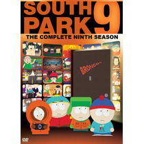 South Park Temporada 9 Nueve , Serie Tv Importada En Dvd