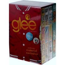 Glee Boxset Temporadas 1 , 2 , 3, 4 La Serie De Tv En Dvd