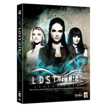 Lost Girl , Temporada 4 Cuatro Serie De Tv Importada En Dvd