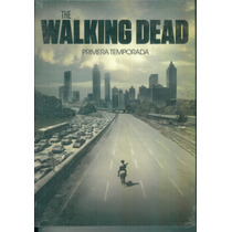 The Walking Dead, Primera Temporada. Formato Dvd