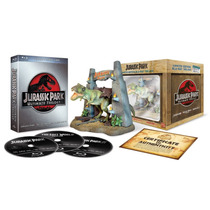 Jurassic Park , Ultimate Trilogy , Giftset Blu-ray + Digital