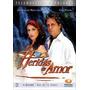 Heridas De Amor , Telenovela Mexicana Disco Tv Dvd