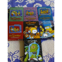 Vendo Temporadas De Los Simpsons!!!!!!!!!!!!!!!!!