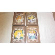 Candy Candy La Coleccion Completa De 4 Vol. 115 Cap. Vv4