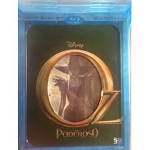Oz El Poderoso En Disney Blu-ray 3d
