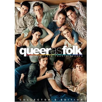 Queer As Folk , Temporada 4 Cuatro , Importada Serie Tv Dvd