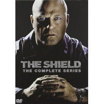 The Shield , Escudo Boxset Serie Completa Tv Temporadas Dvd