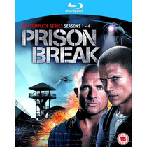 Prison Break Boxset Serie Completa Temporadas Disco Blu-ray