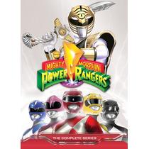 Mighty Morphin Power Rangers Boxset La Serie Completa En Dvd