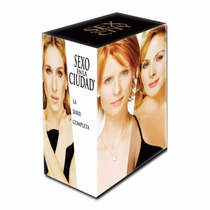 Sexo En La Ciudad, Sex And The City. Boxset Con 6 Temporadas