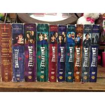 Serie Completa Smallville Importadas