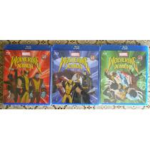Wolverine Y Los X-men Serie En Bluray