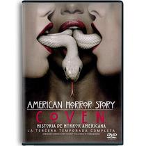 American Horror Story , Temporada 3 Tres . Serie Tv En Dvd