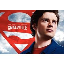Smallville Serie Completa En Dvd (nueva)