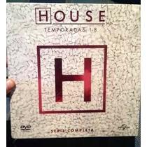 Dr House Serie Completa Dvd (nueva)